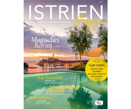 Istrien Magazin 2020 – jetzt bestellen