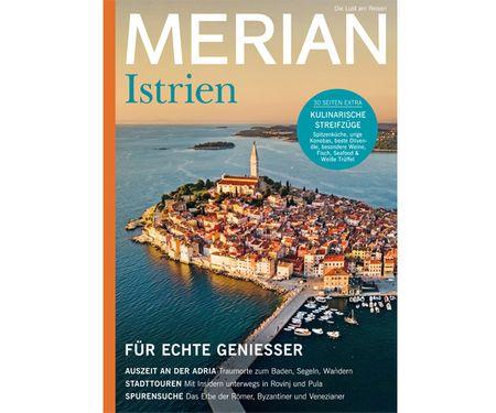 """MERIAN präsentiert Istrien 2021 als Reise- & Sehnsuchtsziel """"für echte Geniesser"""""""