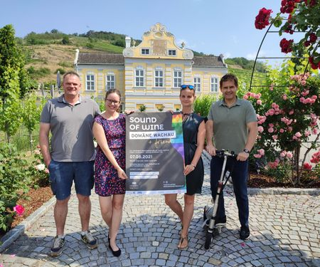 7.8.: Domäne Wachau - das coolste Wein-Event des Jahres