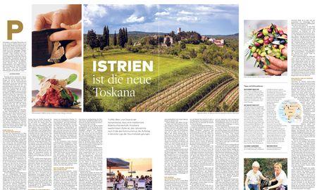 Istrien ist die neue Toskana