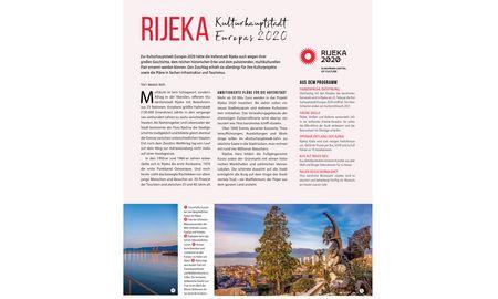 Rijeka – Kulturhauptstadt 2020