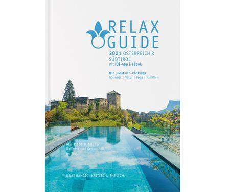Relax-Guide 2021 – Top-Bewertungen für die Genießerhotels