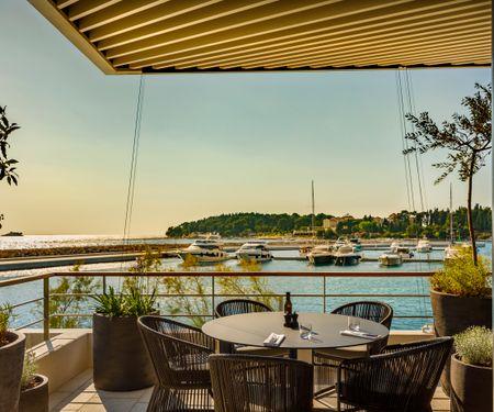 Michelin- Guide 2021 präsentiert neues Sternerestaurant in Istrien