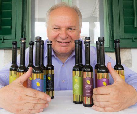 Istrisches Weltklasse-Olivenöl ab sofort bei Wein & Co