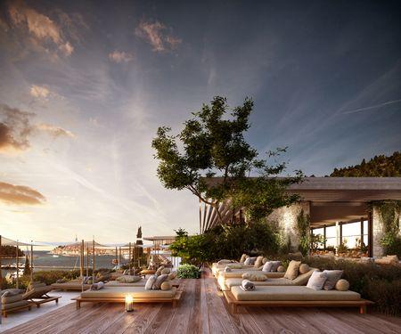 Neue Tophotels für Istriens Tourismus