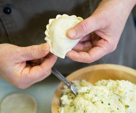 Kasnudln – die gekrendelte Liebeserklärung der Kärntner Küche